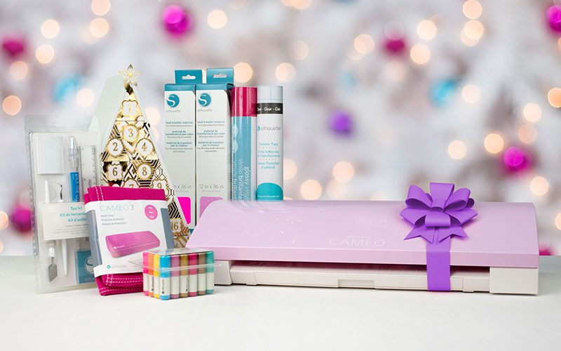 Silhouette Cameo Black Friday Deals – Early Access and New Colored Machines!