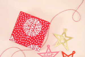 Paper Cut Christmas Gift Tags – SVG Cut File