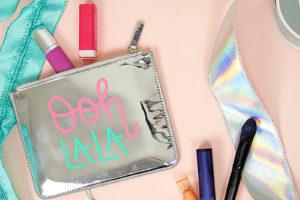 DIY Beauty Gift Ideas – Free Cut Files