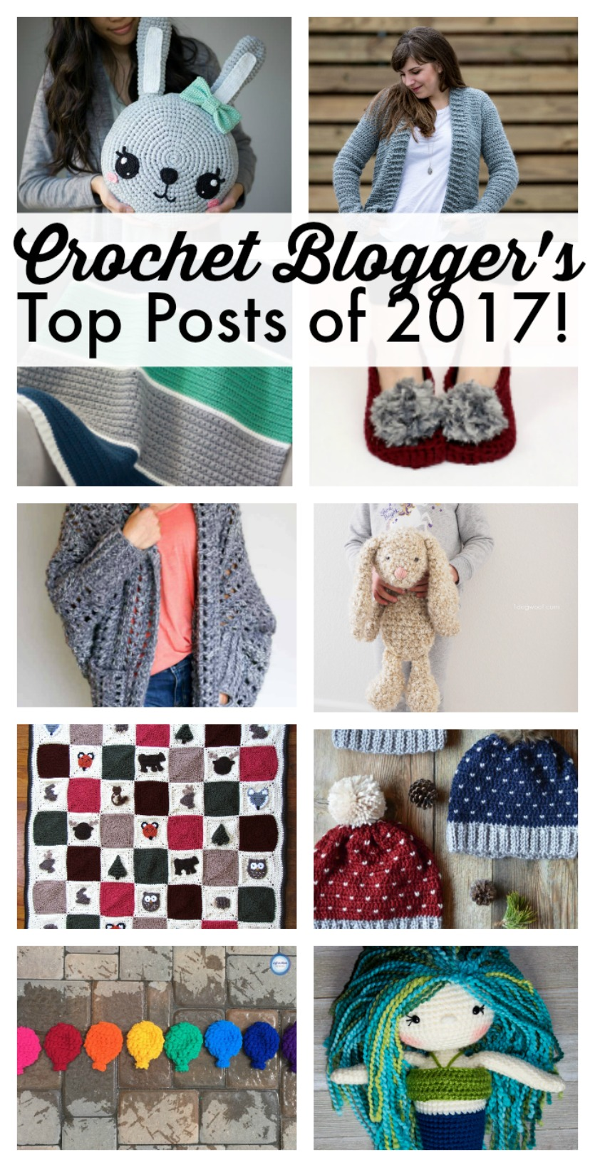 Best Crochet Patterns Of 2017 Persia Lou