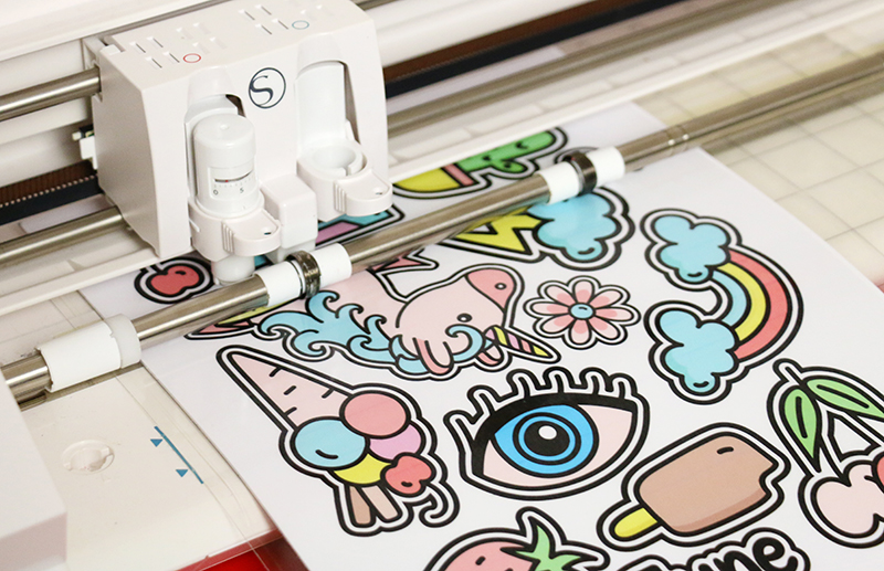DIY Vinyl Stickers