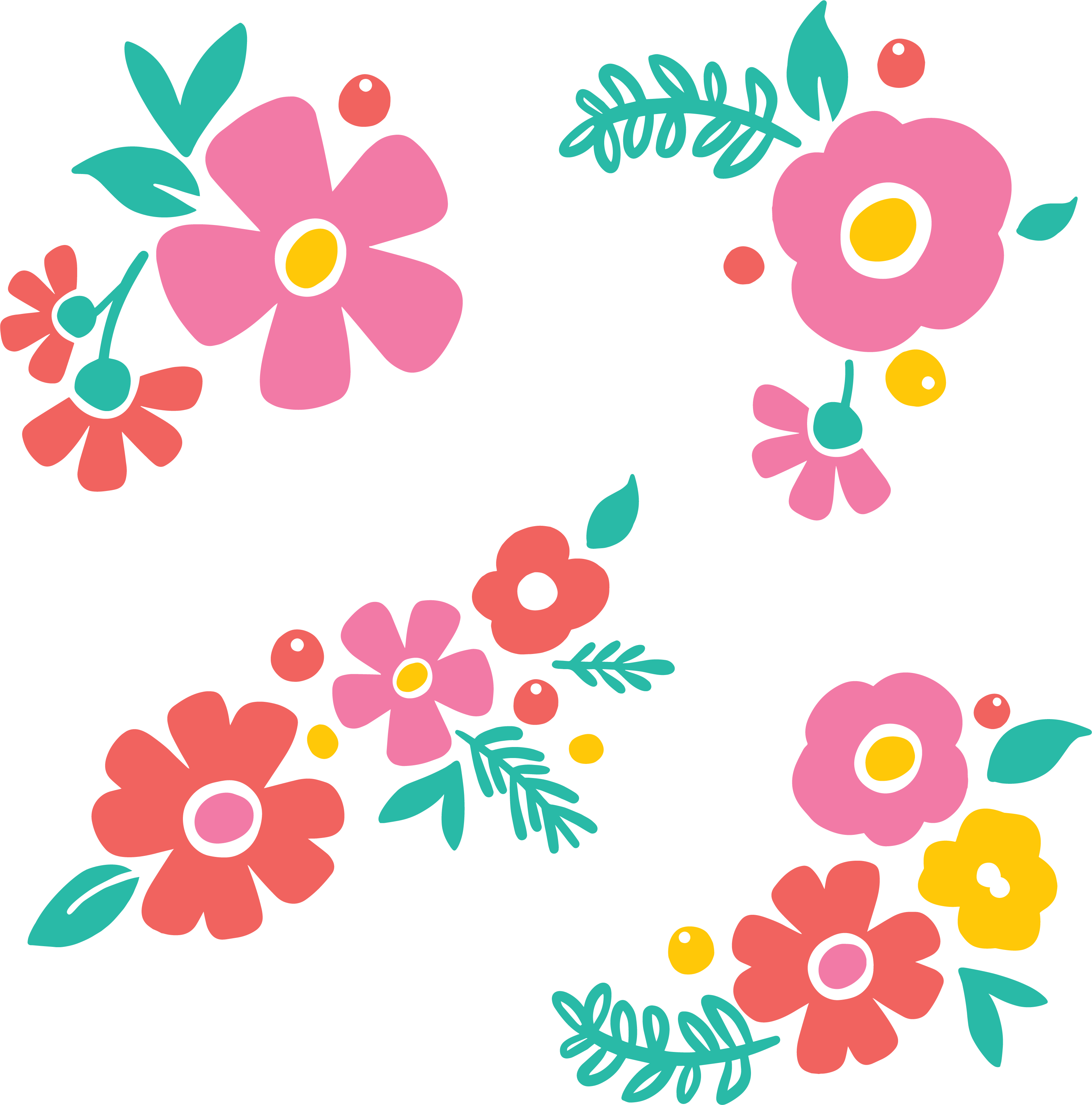 Free Svg Flower Cut File For Silhouette Or Cricut Persia Lou