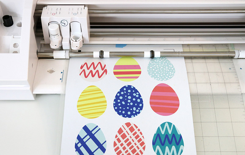cutting silhouette printable scratch off sticker material
