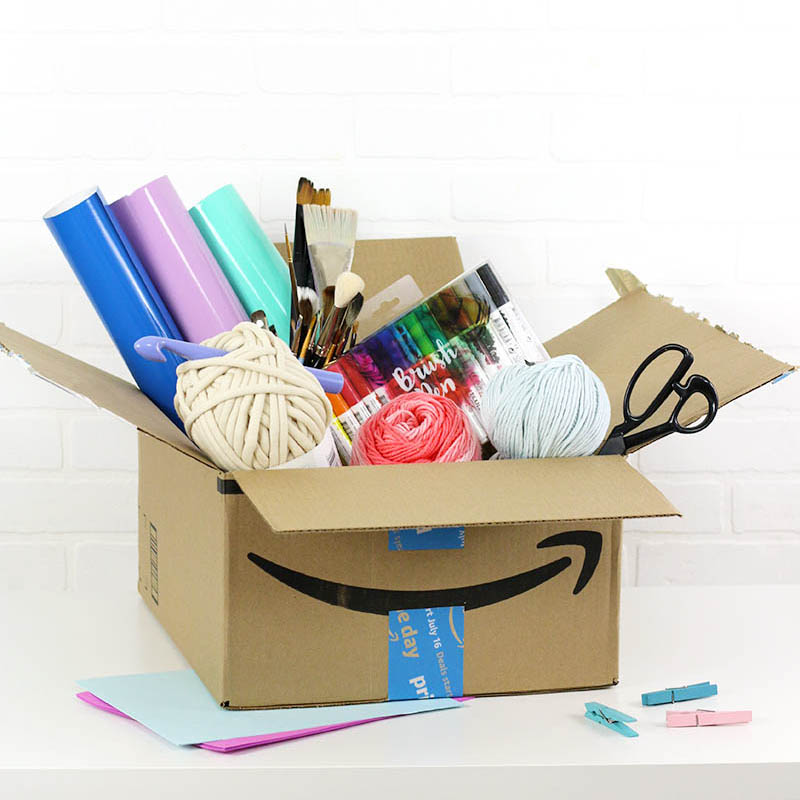 Amazon Prime Day Craft Deals 2018
