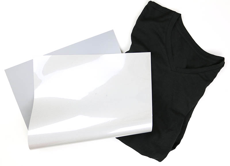 reflective heat transfer vinyl supplies
