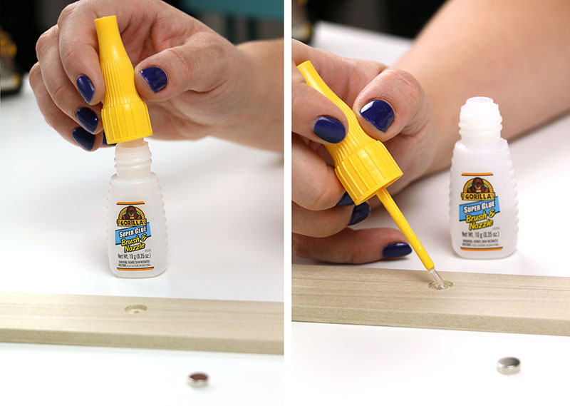 gorilla glue brush application