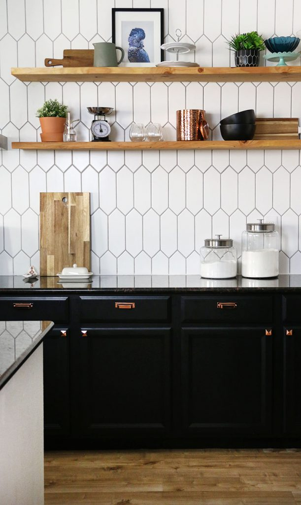 Kitchen Remodel Update: The Power of Paint