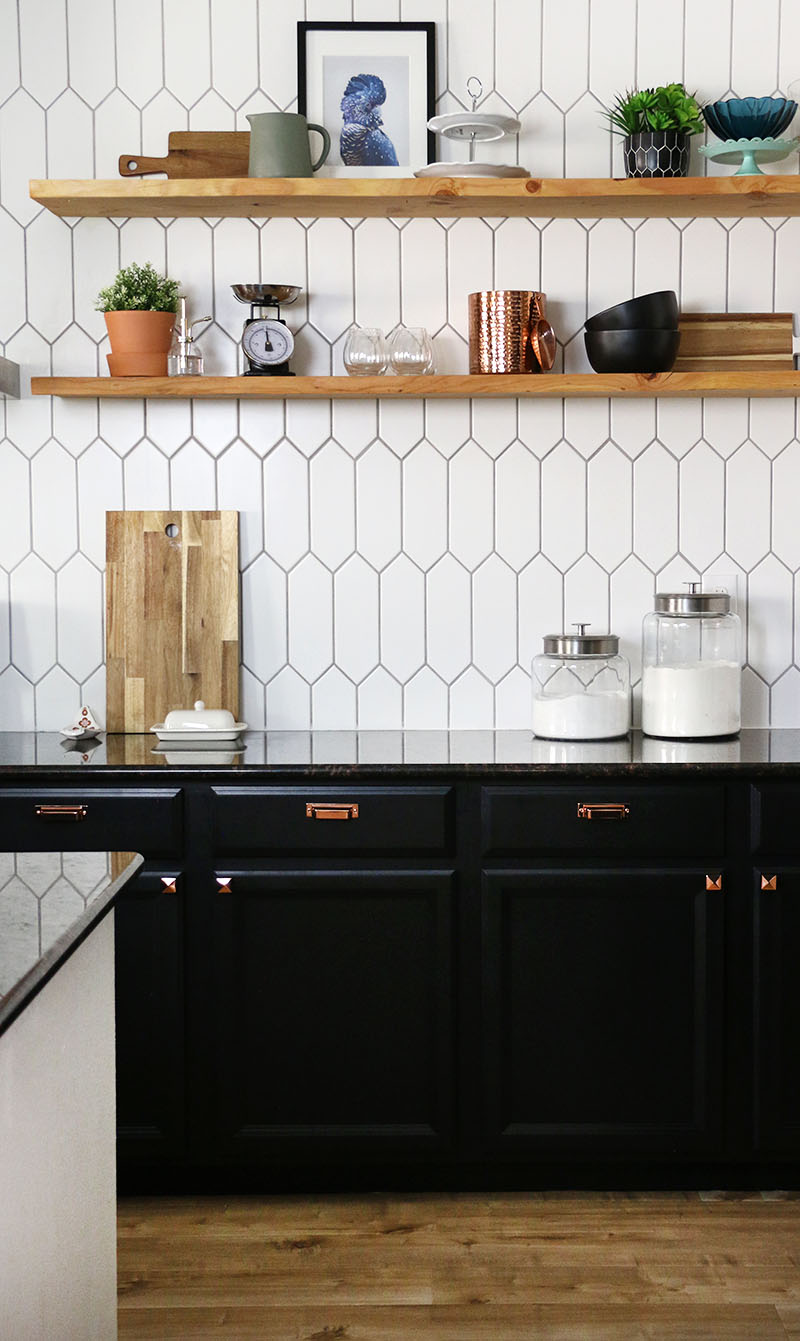 ... My Recent Sporadic Instagram Stories, Then You May Have Seen Some  Updates And Questions And General Mulling Over Things In Our Little Kitchen  Remodel.