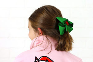 DIY Christmas Unicorn Jacket