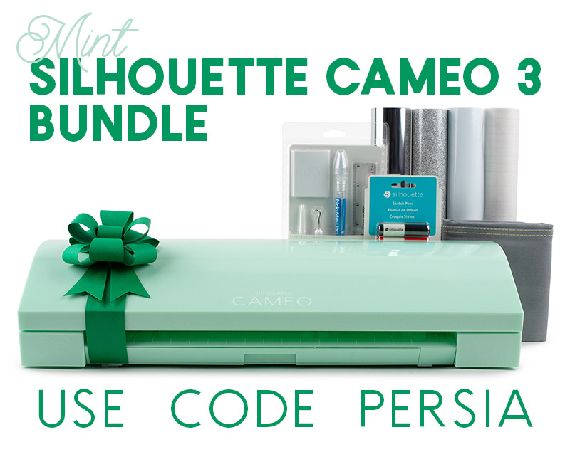 mint green silhouette cameo 3 black friday sale 2018