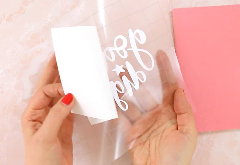 Transfer Tape 101: How to Use Transfer Tape with Silhouette