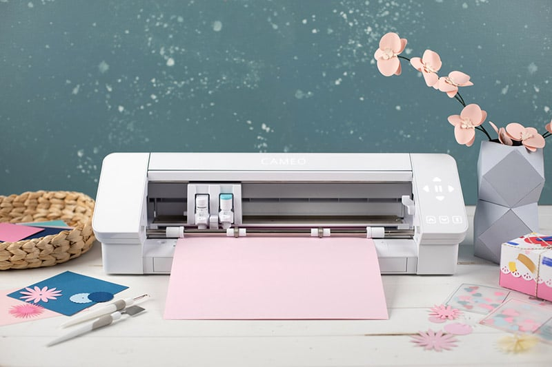 silhouette cameo 4 cutting machine