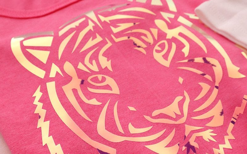 How to Scale and Position Heat Transfer Vinyl Designs