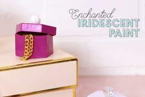 DecoArt Enchanted Iridescent Topcoat